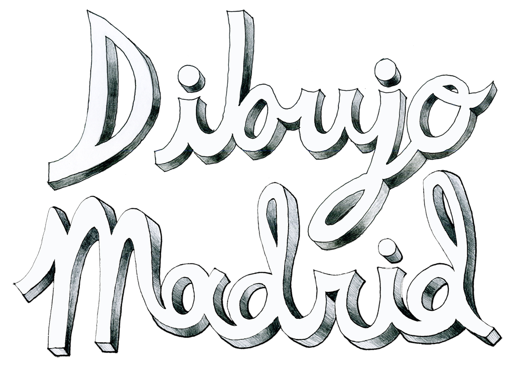 Logo Dibujo Madrid