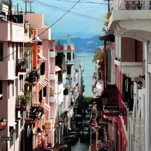 Arquitectura de Puerto Rico en tres centros históricos