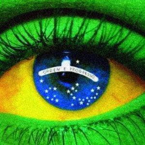 La bandera de Brasil y sus estrellas