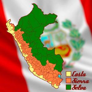 Perú: costa, sierra y selva
