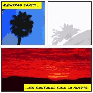 El cómic en Chile