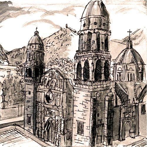 """Octavio Paz - """"Z"""" de Zacatecas"""