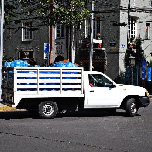 La cuestión del agua en México DF