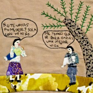 El arte social migratorio de Tanivet