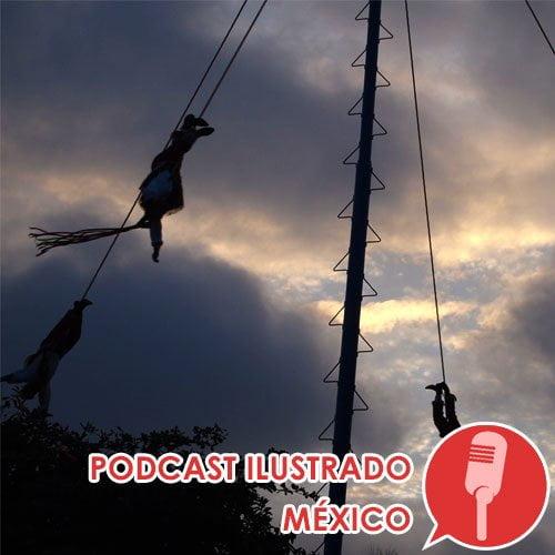 Podcast ilustrado: Voladores de Papantla