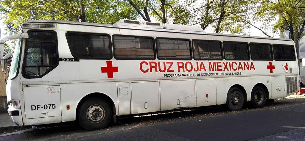 Donación de sangre en Ciudad de México 1