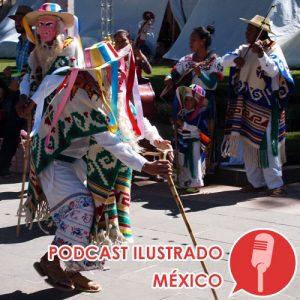 Podcast ilustrado: Danza de los Viejitos