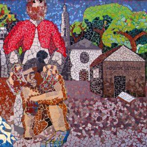 Murales en la Carlos A. Madrazo